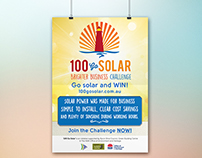 100 Go Solar Branding - Byron Bay