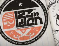 123 KLAN intern'