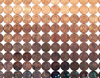 Pennies by Oxidation