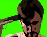 Teaser digital comic strip : BIO
