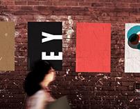 Eyesaw – Poster Series