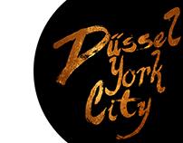 Düssel York City Logo