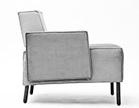 QB armchair