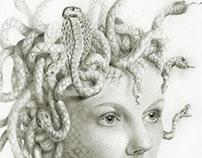 Medusa Ilustration