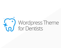Wordpress theme for Dentists