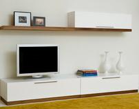 PRAIRIE modular wall system