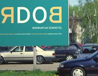 MUDO Bodrum Magazine Ad & Outdoor