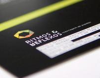 Ritmos & Reflexos Flyer