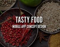 Tasty Food App