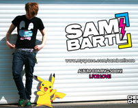 sam bartl album promotion