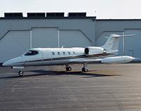 Learjets