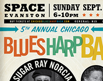 Chicago Blues Harp Bash