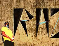 Minimal Graffiti Nagpur