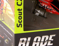 Blade Scout CX Packaging