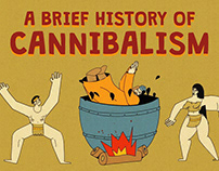"Sound Design for TED ""A brief history of cannibalism"""