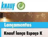 Hotsite Knauf Drywall - Casacor 2008
