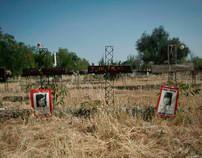 Dia de los muertos en Chile