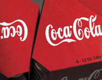Coca-Cola triangle 6-pack
