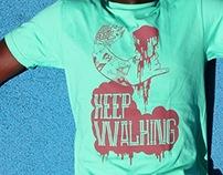 Keep walking | for $TA¥ R€A£ | www.stayreal.ch