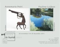 expositie Annemarie Petri & Pauline Luijben