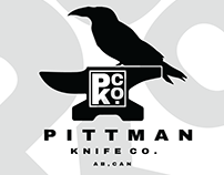 Pittman Knife Co. Logo