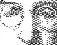 Vector posters: JOHN LENNON