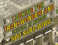 Looking For Transwonderland - Book Cover Illustration