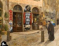 Ticinese Graffiti