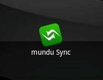 Web Application Design: Mundu Sync