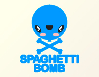 Spaghetti Bomb own corporate identity