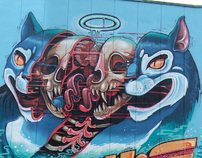 Street/Graffiiti/Mural Art