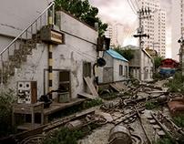 train village renewal