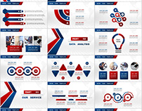 26+ annual report chart PowerPoint Template