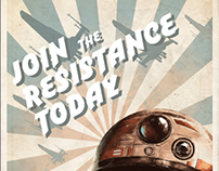 Join The Resistance Today!