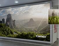 Comex Billboard