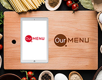 Our Menu (Tablet)