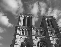 a few minutes in Paris...