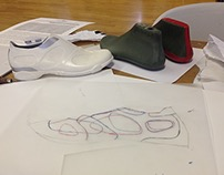 Athletic Footwear Innovation