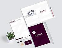 Zanna Fashion (brand design)