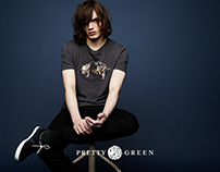 Pretty Green Storm Collection 2015