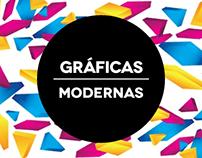 Gráficas Modernas Serie CMYK