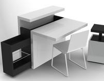 RAIL desk