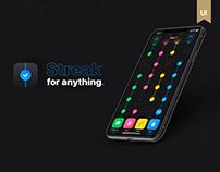 Streak app