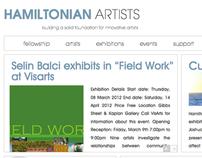 Hamiltonian Gallery Websites