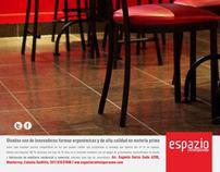 ESPAZIO CONTEMPORANEO Editorial