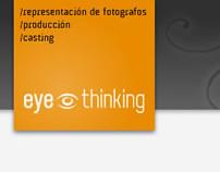 Eyethinking // propuesta gráfica