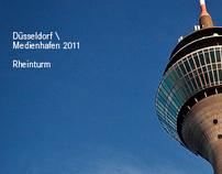 Düsseldorf Medienhafen 2011