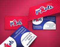 ONG Dom Pixote - Identidade Visual