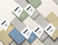 Hyve Branding / Corporate Design / Naming+Logo Creation