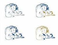 Lion and Lighthouse LOGO